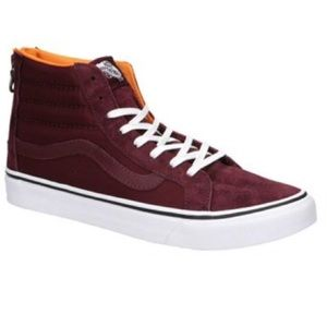 Vans Sk8-hi slim zip boom royale shoes sneakers